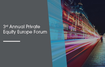 Markets Group Private Equity Forum