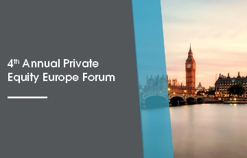 Private Equity Europe Forum 2020