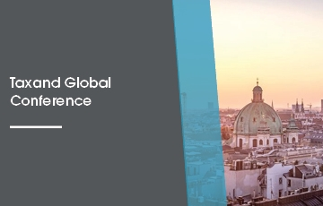 Taxand Global Conference 2021